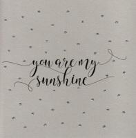Glitter Dots  |  Sunshine