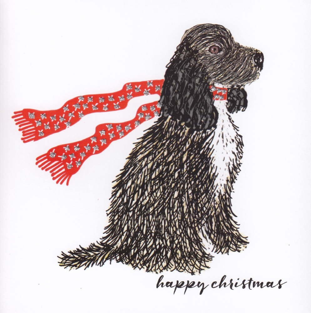 Christmas | Cocker Spaniel