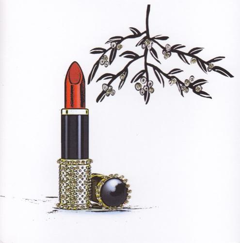 Christmas| Christmas Lipstick