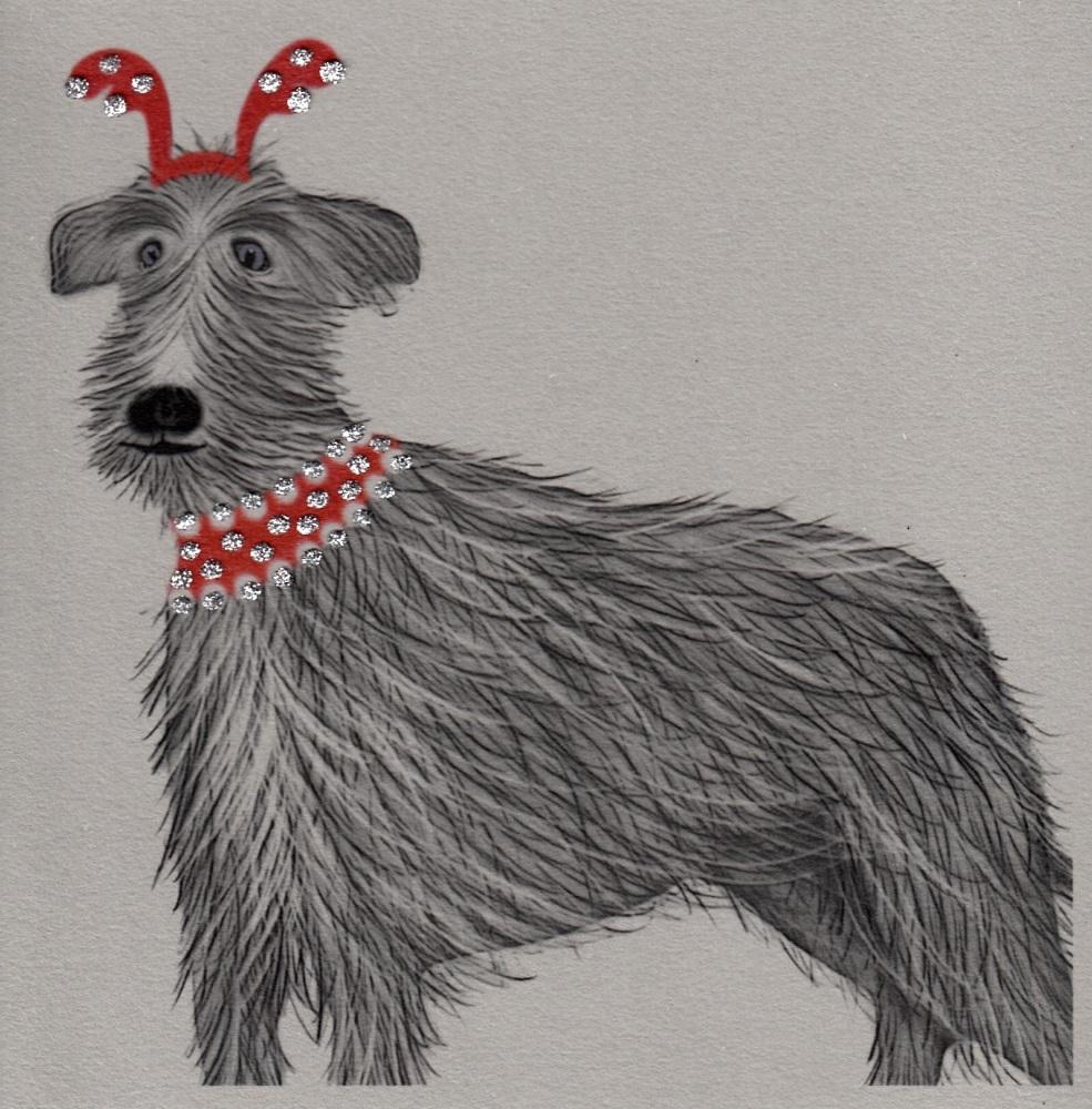 Christmas | Dog, Wolfe, clay