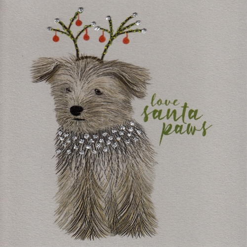 Christmas | Dog, Terrier, clay