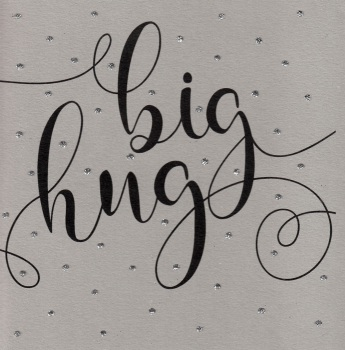 Glitter Dots  XL  |  Big Hug