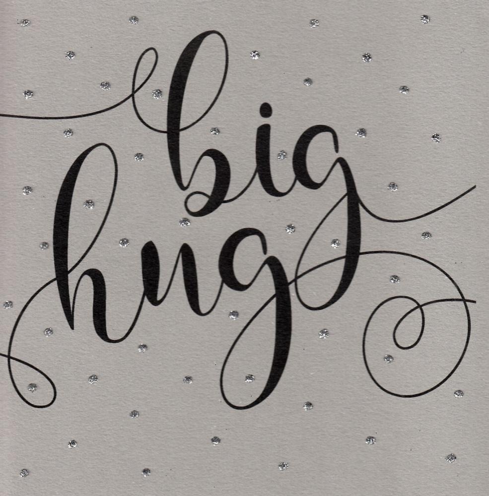 Glitter Dots  XL  |  Big Hug