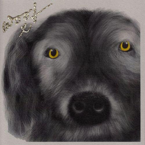 Dog | Glitter Charlie, clay