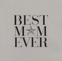 Silver Star | Best Mum, clay - 50C