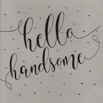 Glitter Dots  XL  |  Hello Handsome