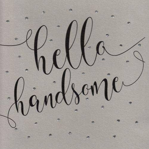 Glitter Dots  XL  |  Hello Handsome