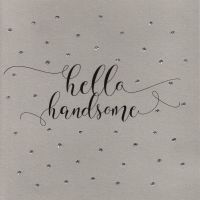 Glitter Dots  |  Hello Handsome
