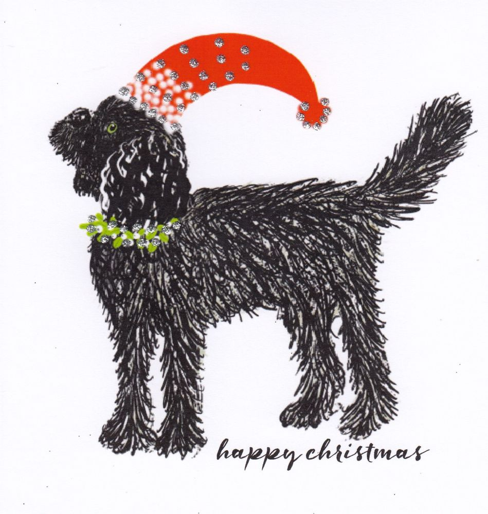 Christmas | Dog, Cockapoo