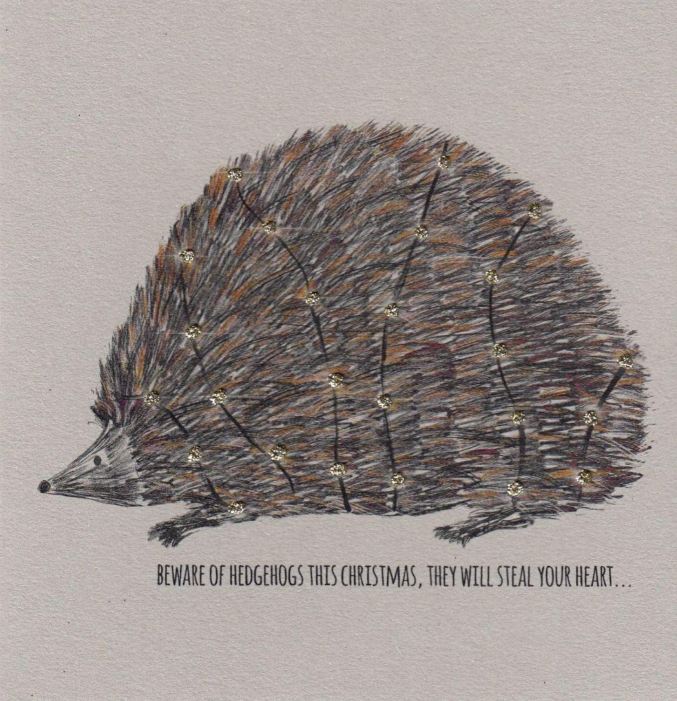 Christmas | Hedgehog