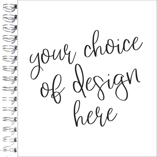 Notebook | Your choice of design