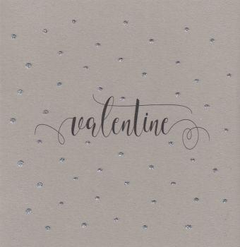 Glitter Dots  |  Valentine