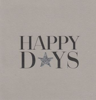 Silver Star | Happy Days