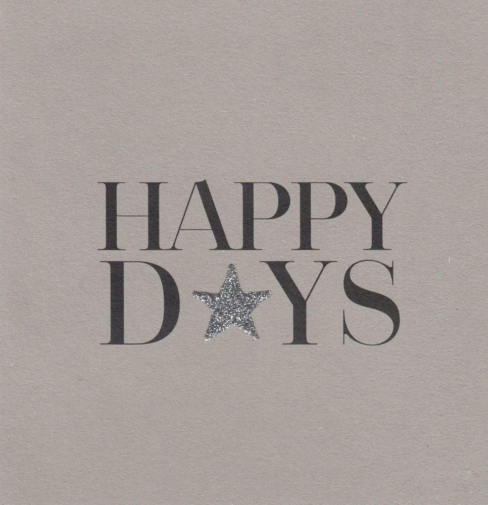 Silver Star | Happy Days