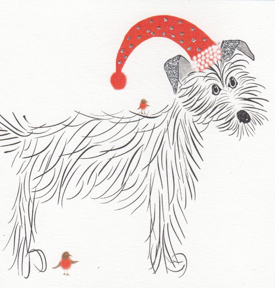 Christmas | Dog, Ruby