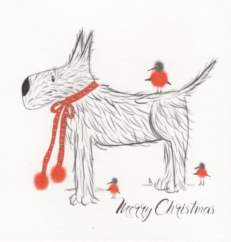 Christmas | Dog, Mutley