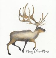Christmas | Merry Chris-Moose