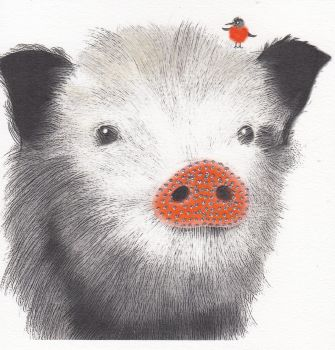 Christmas | Piglet