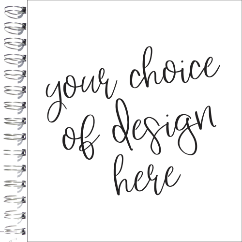 2019 Diary | Your choice of design