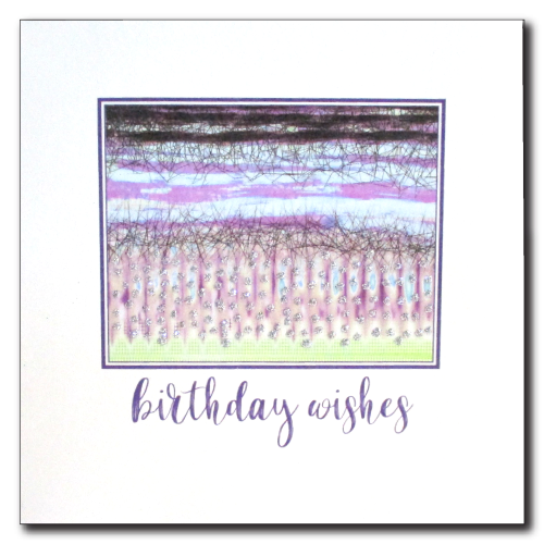 Abstract     Birthday Wishes