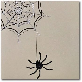 Spider, clay