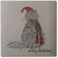 Christmas | Cat, Barney, clay