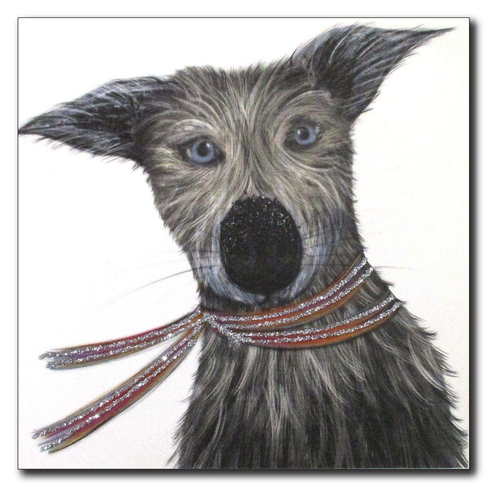 Dog | Glitter Rufus