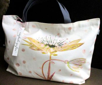 Tote Bag  |  Flower