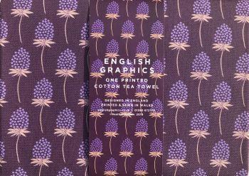 Tea Towel  |  Blackberries