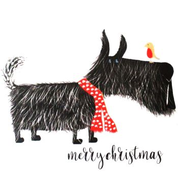 Christmas | Dog, Scottie