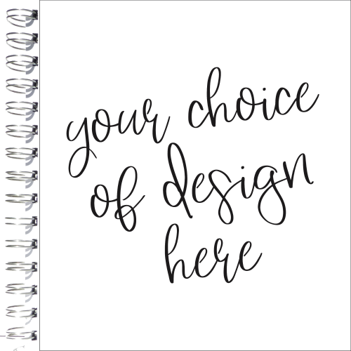 Customised MINI Notebook | Your choice of design