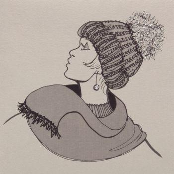 Bobble Hat - 869C