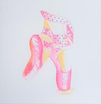 Ballet Shoes - 452G