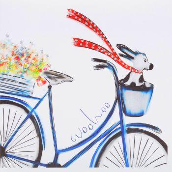 Dog on a Bike - 386W