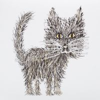 Whiskers cat - 338G