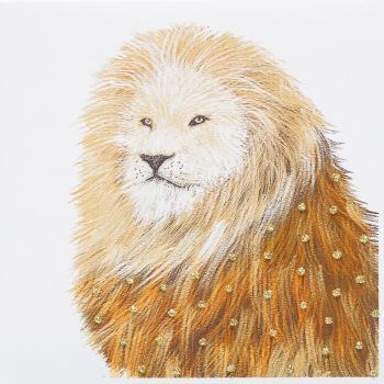Lion big cat