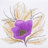Hellebore flower - 411W