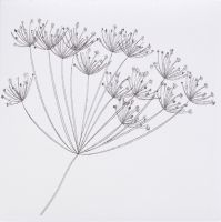 Cow Parsley ( Mono ) - 25W