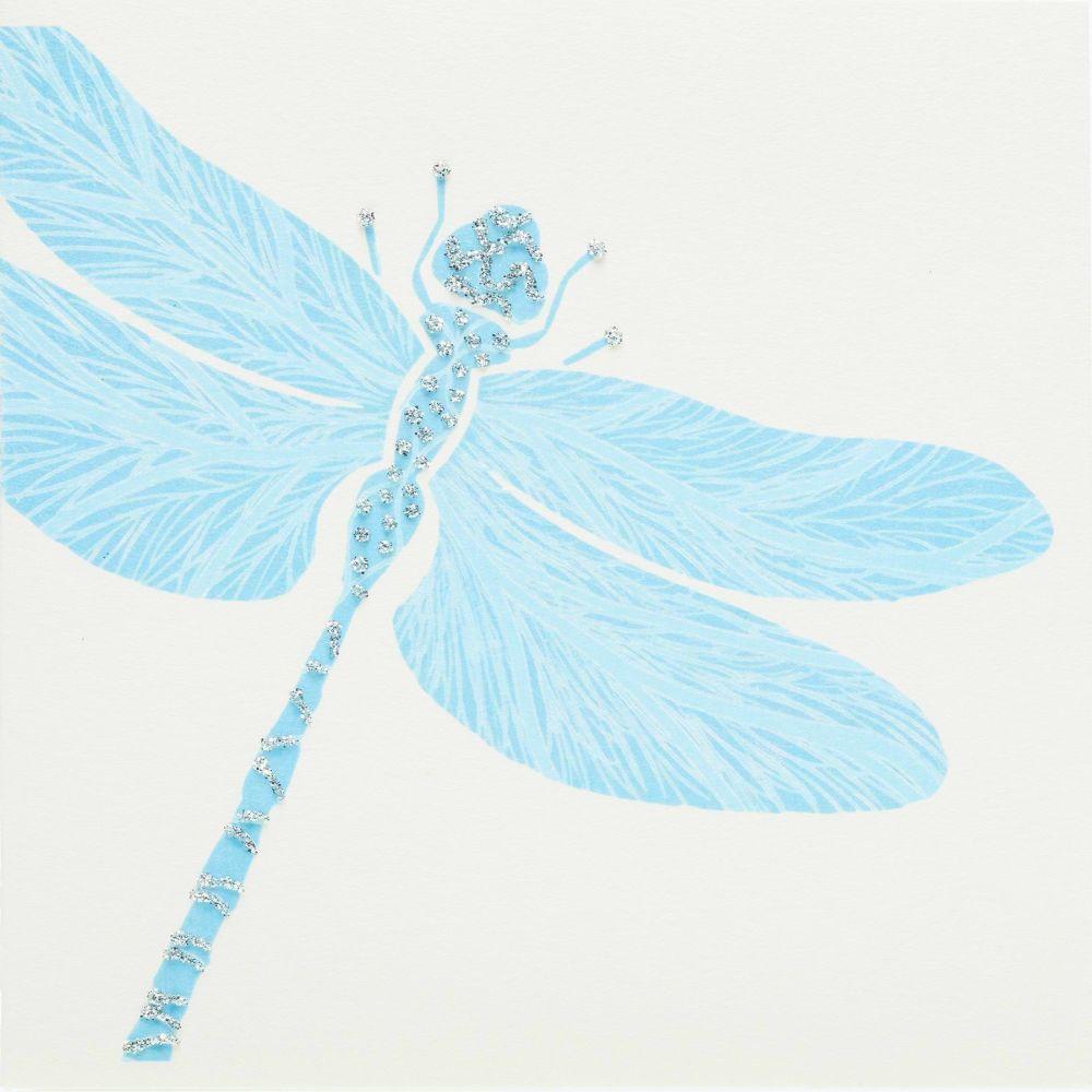 Dragonfly ( Blue )