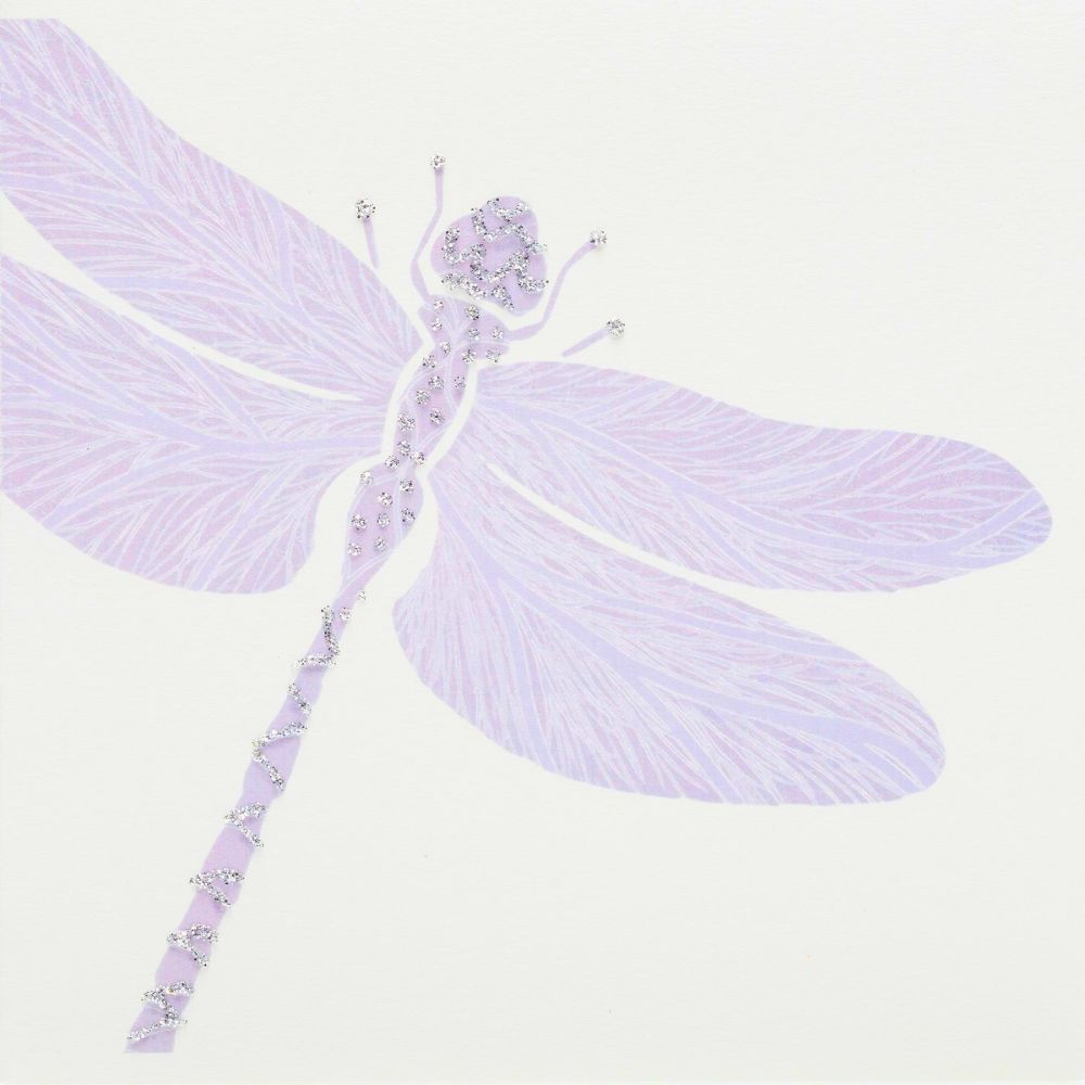 Dragonfly ( Purple )