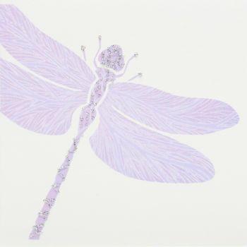 Dragonfly ( Purple )