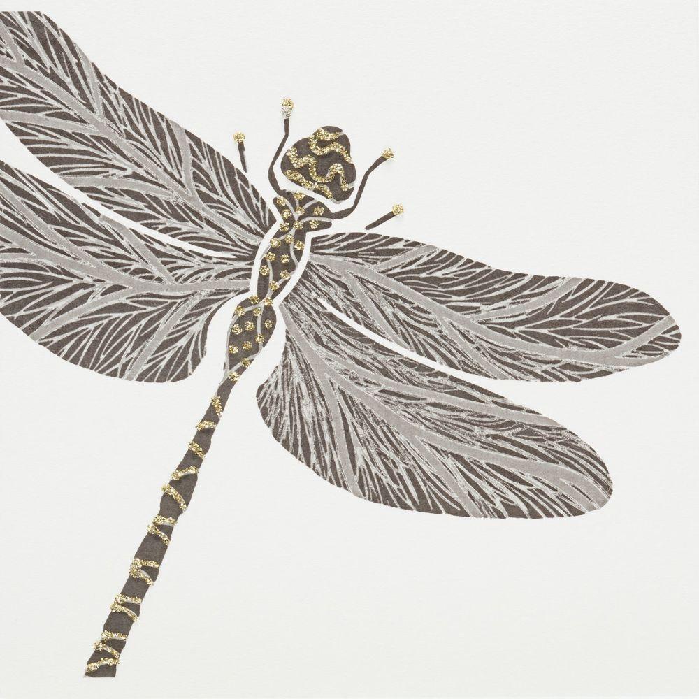 Dragonfly ( Black )