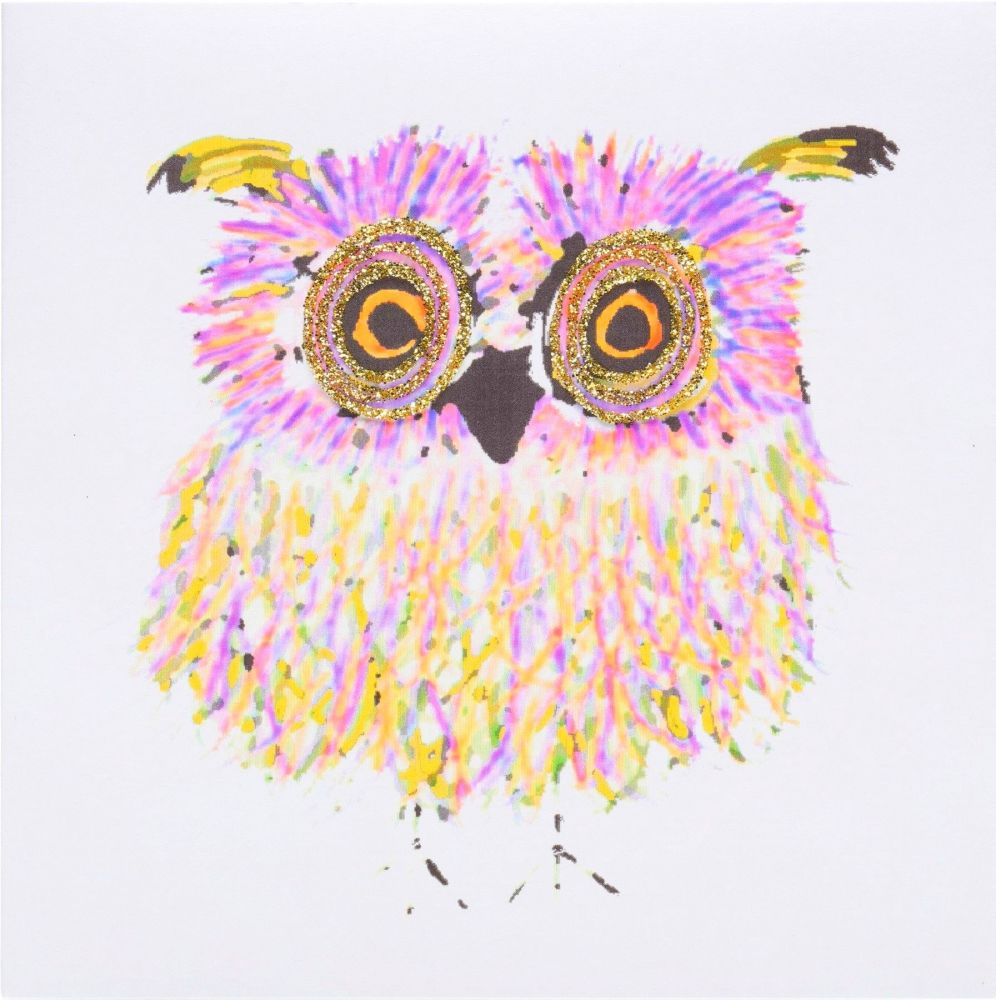 Owl Pink