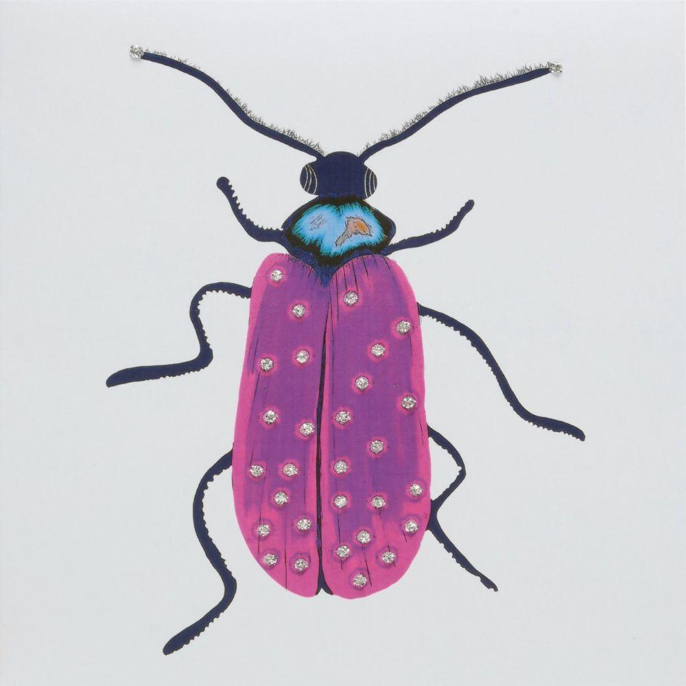 Bug Magenta