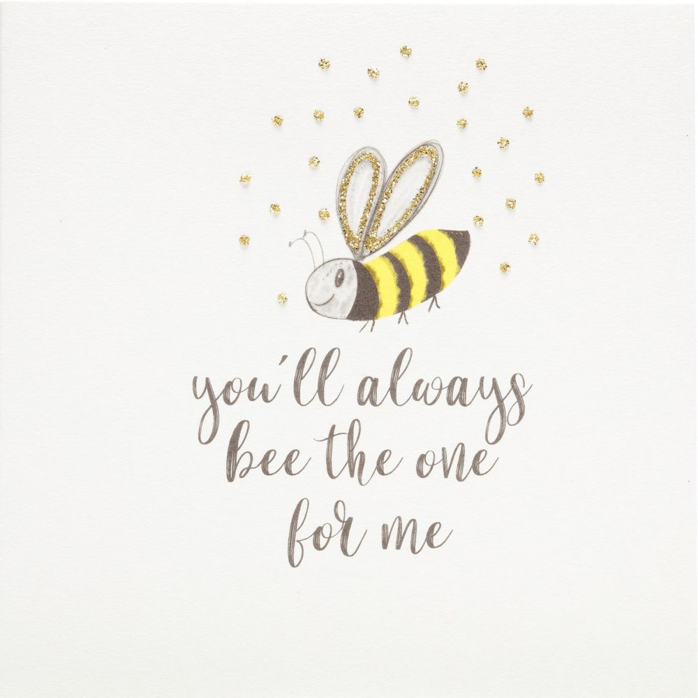 Bee the one for me