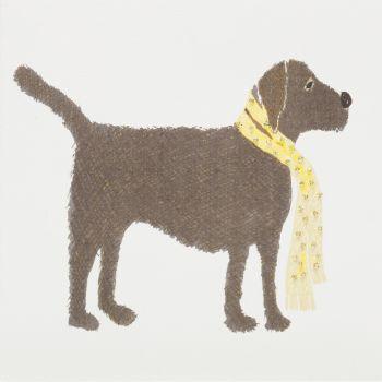 Labrador Chocolate - 319BG