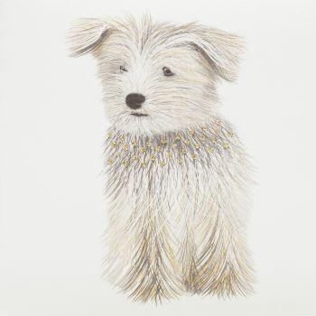 Terrier Puppy - 354W