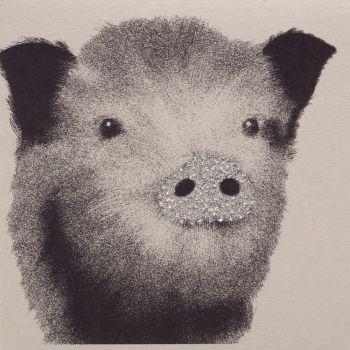 Piglet ( Face ) - 30AC