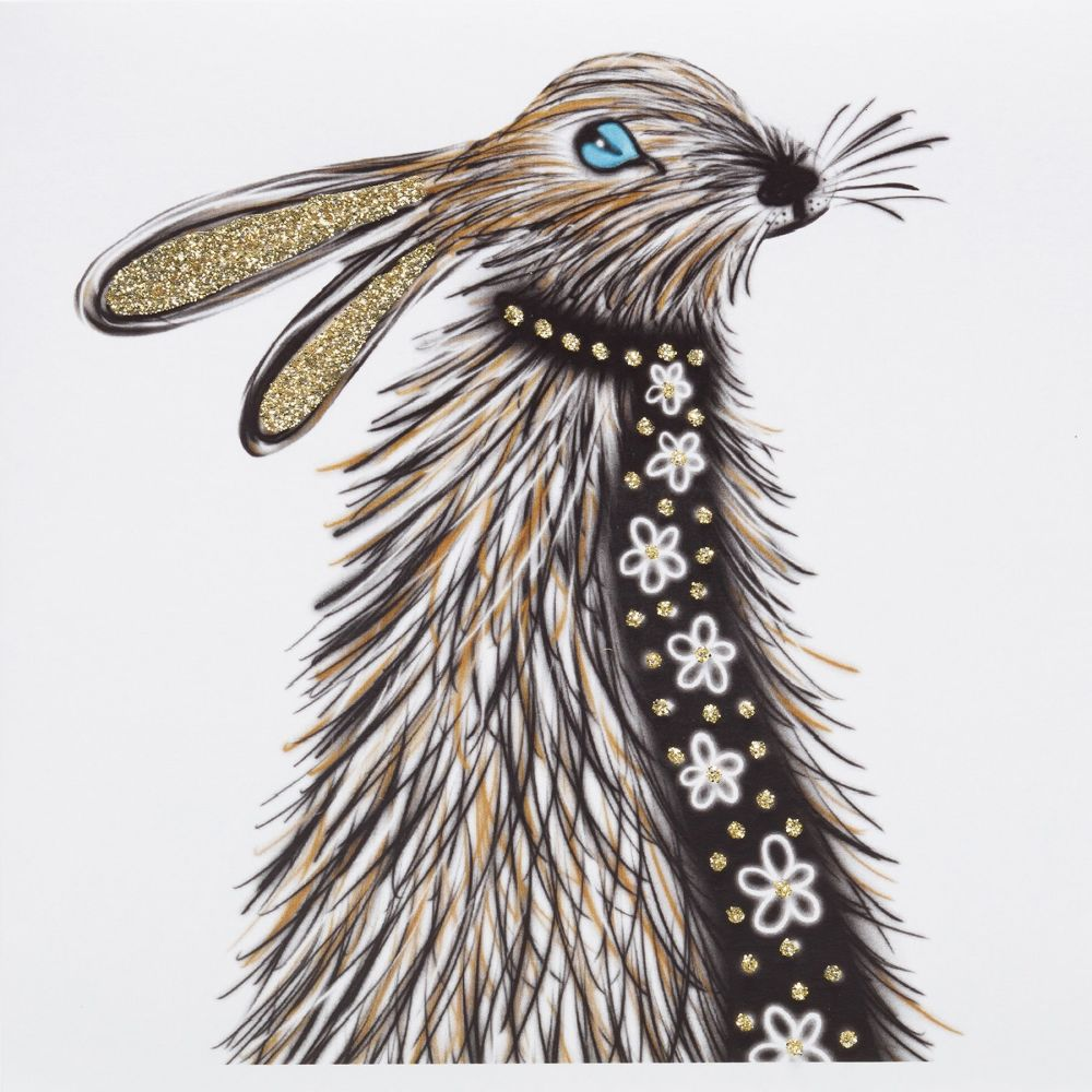 Hare Too ( scarf )
