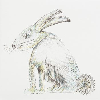 Hare (Green) - 343G